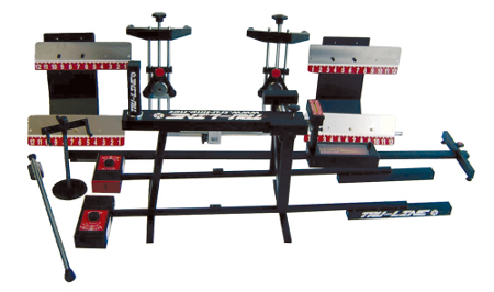 Tru Line Tlt 12 Bus Truck Rv Laser Wheel Alignment System