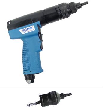 Blue Pneumatic BP-350Q Power-Spin Rivet Nut Tool
