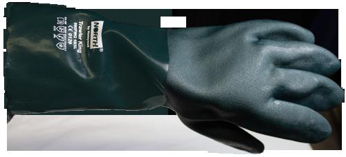 Brut 61100 Rubber Sand Blasting Gloves Tools Usa